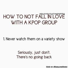 it's too late for me though... advice to people who would want to watch a variety show with your fave group on it... DON'T! haha