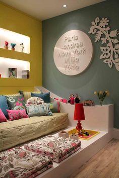 blog de decoração Um lar para Amar: Quartos para se inspirar