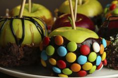 3 recetas de manzanas acarameladas para disfrutar en Halloween - IMujer