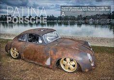 sunroof porsche 356 bt5 outlaw super solid (käfer motor)