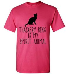 Thackery Binx is my Spirit Animal