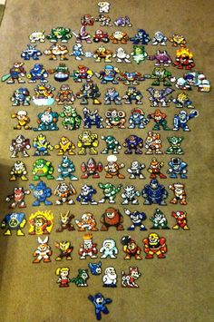insane perler beads!