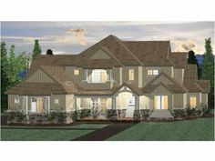 Farmhouse House Plan with 2709 Square Feet and 4 Bedrooms(s) from Dream Home Source | House Plan Code DHSW68455