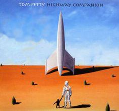 Album Cover: Tom Petty -  Highway Companion