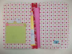 Porta-documentos para bebe (interior) www.facebook.com/little.things.vc
