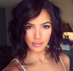 Beachy Waves for Short Hair | Latest Bob HairStyles | Page 5