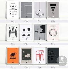 Design Love: PK Copenhagen Posters | Nordic Days