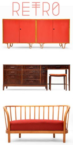 retro furniture from www.retromoderndesign.com