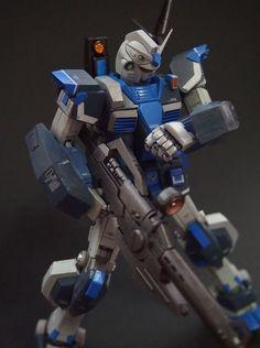 RX-78SP Gunner Gundam