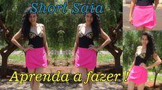 Como se faz um short assimétrico por Alana Santos Blogger 0019