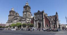 Unterwegs in Mexiko Stadt