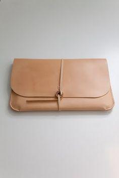 nice leather envelope