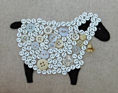 Buttons on everything!!! Cute ideas from http://20northora.blogspot.com/