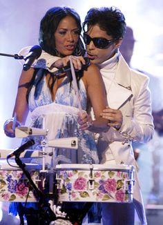 Prince & Sheila E. #mylife