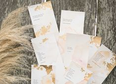gold foil paper goods Unique Invitations, Invitation Design, Wedding Invitations, Invitation Ideas, Rustic Wedding Inspiration, Wedding Ideas, Gold Foil Paper, Just Engaged, 18th Birthday Party