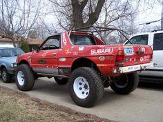 1982 Brat: Solid Axle Build *** DONE! :) *** Mini Trucks, Cool Trucks, Cool Cars, Lifted Subaru, Subaru Cars, Pickup Trucks, Lifted Trucks, Classic Japanese Cars, Off Road