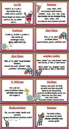 Vorschule Deutsch – Rebel Without Applause Elementary Science, Elementary Education, German Grammar, German Language Learning, Learn German, Study German, 3rd Grade Math, Home Schooling, Primary School