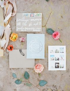 Desert Engagement Session in Los Angeles: Chloe + Taylor Cheap Wedding Invitations, Wedding Invitation Suite, Wedding Stationary, Invitation Design, Wedding Stationery Inspiration, Have Courage And Be Kind, Outdoor Wedding Decorations, Cute Wedding Ideas, Wedding Announcements