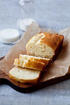 Buttermilk Frangipane Cake