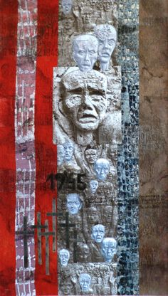 """Sterbova Jana (CZ) - """"Reflect and Remember"""" - Concours International Patchwork 2015 - Sainte-Marie-aux-Mines"""