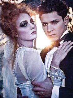 'New Moon' Wolf Pack Member Alex Meraz Turns Into Vampire | 3 | Socialite Life