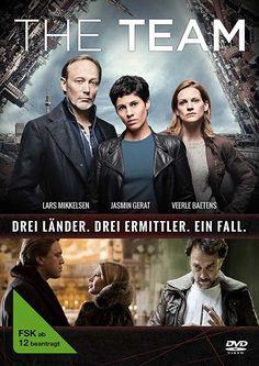 Veerle Baetens, Jasmin Gerat, and Lars Mikkelsen in The Team (2015)