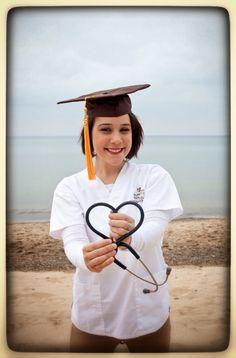 Nursing school graduation picture Nursing School Graduation, Nursing School Tips, Graduate School, Nursing Schools, Medical Surgical Nursing, Ob Nursing, Graduation Pictures, Senior Pictures, Graduation Ideas