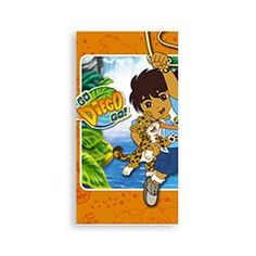 Go Diego, Go! 54in x 96in Plastic Tablecover $4.80