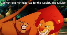 Underrated Disney Badasses: Nala