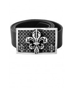 What a cool belt buckle from California, USA based jewelry company. x buckle is made from a highly polished silver alloy metal. Raised FDL set on their classic RELIC design. Black wide belt has a snap closure so you can put the buc King Baby Jewelry, Jewelry Shop, Jewelry Design, Cool Belt Buckles, Jewelry Companies, Jewelry Findings, Handcrafted Jewelry, Studio, Accessories