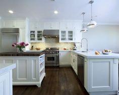 Noe Valley White Kitchen...l