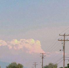 imagen descubierto por urin baepsaeya. Descubre (¡y guarda!) tus propias imágenes y videos en We Heart It Sky Aesthetic, Aesthetic Photo, Aesthetic Pictures, Pretty Sky, Sky And Clouds, Pretty Pictures, Aesthetic Wallpapers, Scenery, Landscape