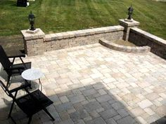 paver patio design | dream home | pinterest | paver patio designs ... - Pavers Patio Ideas