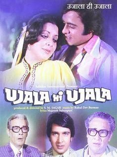 Ujala Hi Ujala Hindi Movie Online - Vinod Mehra, Yogeeta Bali, Rakesh Pandey, Mehmood, Ashok Kumar, Anup Kumar and Chand Usmani. Directed by S.M. Sagar. Music by Rahul Dev Burman. 1974 [U] ENGLISH SUBTITLE