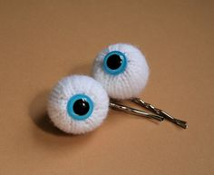 Ravelry: Eyeball Hair Candy pattern by Dawn Finney