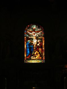 stanford university chapel stained glass