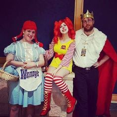20 costumes to get your junk food fix this halloween
