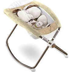 Fisher-Price - Snugabunny Rock N' Play Sleeper