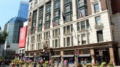 With great food, attractions and of course Macys, you must visit Herald Square! Herald Square, Sight & Sound, City Streets, All Over The World, New York City, Highlights, Nyc, Tours, Explore