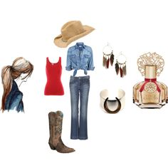 sexy western style!