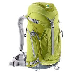 Deuter ACT Trail 20 SL Backpack - Internal Frame (For Women) in Apple/Moss
