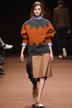 Kolor Fall 2015 Menswear Fashion Show