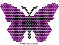 vlinder patroon 2