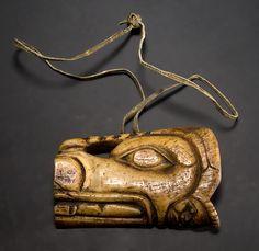 Tlingit Bear Amulet