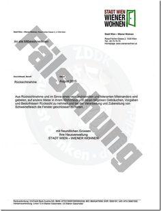 Der #Brief der Stadt #Wien / Wiener Wohnen mit der Bitte um Rücksichtnahme und das Verbot der Zubereitung von #Schweinefleisch bei offenem Fenster ist eine Fälschung!  http://www.mimikama.at/allgemein/der-brief-der-stadt-wien-wiener-wohnen-mit-der-bitte-um-rcksichtnahme-und-das-verbot-der-zubereitung-von-schweinefleisch-bei-offenem-fenster-ist-eine-flschung/