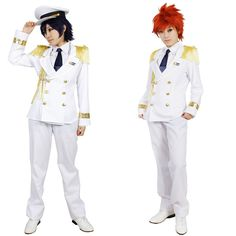 Milica Books Uta no Prince-sama Shining All Star RAINBOW DREAM Cosplay Costume Size S -- More info could be found at the image url.