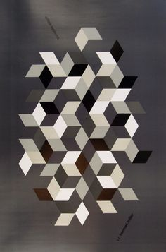 could be an awesome quilt  Herman Miller