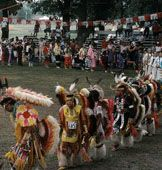 Omaha Indian Buffalo Dance
