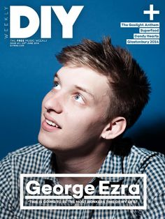 DIY Weekly, 23rd June 2014  Featuring George Ezra, The Gaslight Anthem, Candy Hearts, Superfood and more.