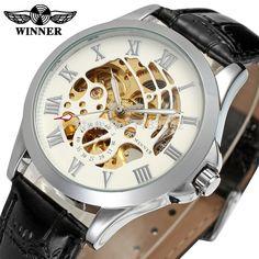 $32.91 (Buy here: https://alitems.com/g/1e8d114494ebda23ff8b16525dc3e8/?i=5&ulp=https%3A%2F%2Fwww.aliexpress.com%2Fitem%2FWinner-Watch-Fashion-Watches-Men-Top-Quality-Automatic-Men-Watch-Factory-Shop-Free-Shipping-WRG8034M3S4%2F2005631115.html ) Winner Men's Watch Fashion Watches Men Top Quality  Automatic Men Watch Factory Shop Free Shipping WRG8034M3S4 for just $32.91